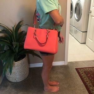 Michael Kors medium purse with strap